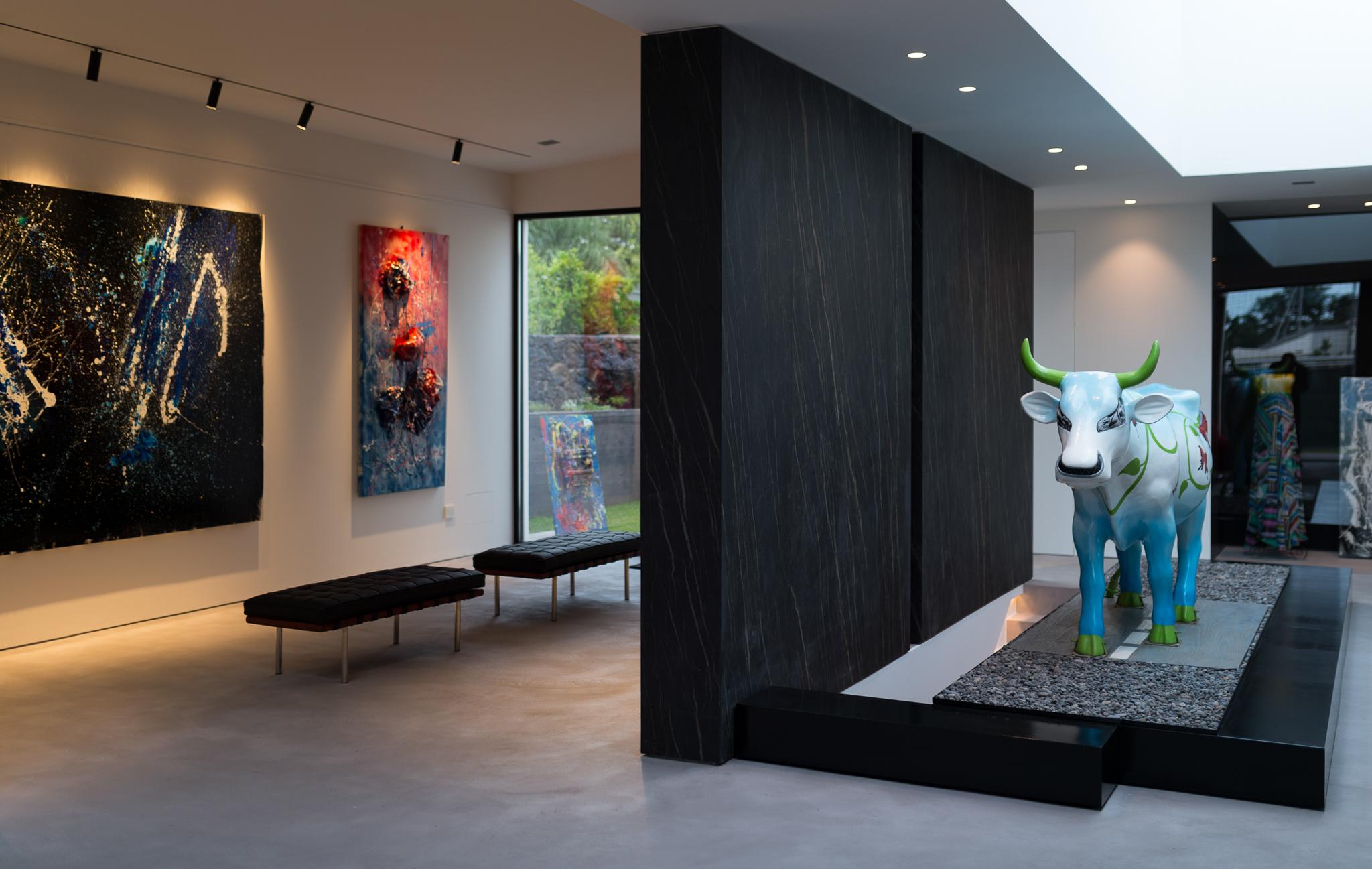Mudea spazio dedicato all'arte luogo per eventi esclusivi